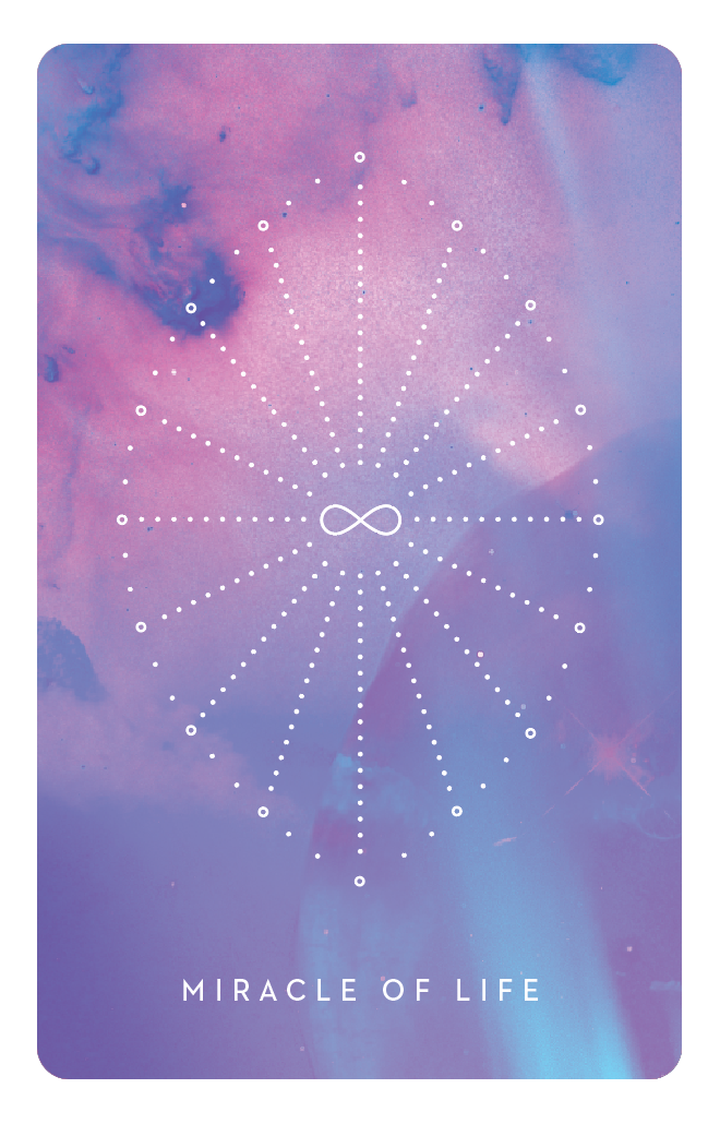 Miracle of Life - Inner Star Oracle Deck - The Darling Tree