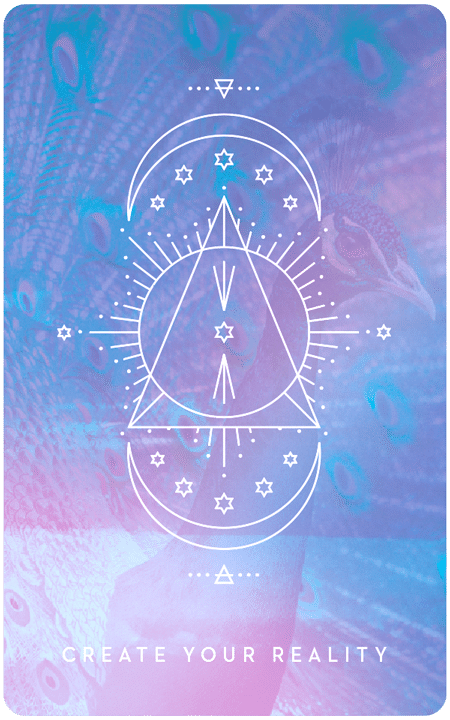 Create Your Reality - Inner Star Oracle Deck - The Darling Tree