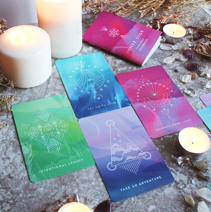 Inner Star Oracle Deck + Instant Guidance | The Darling Tree