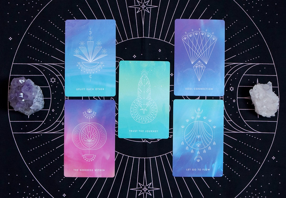 Inner Star Oracle - Clearing for 2021 Card Spread