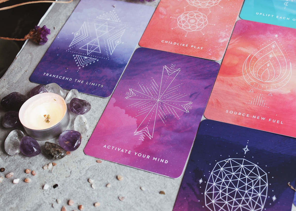 Inner Star Oracle Deck - Activate Your Mind