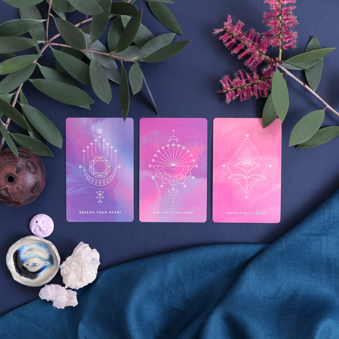 Using a Card Spread   Spiritual Practice