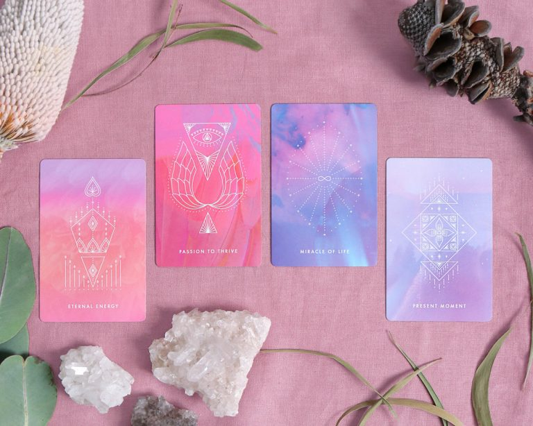 New Moon Card Spread + Powerful Ritual Tools for Clarity and Connection